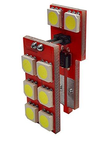 Simoni Racing CNP/8 T10 8 LED Light Car Trunk