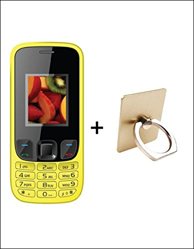 I KALL 18 inch Display K29 Yellow Feature Mobile with Free