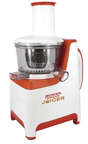 Power Press Juicer, Entsafter, Technologie Auspressen Kalte, Trafo von Obst