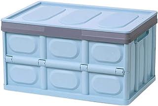 Lpiotyucwh Paniers et Boîtes De Rangement, Boîte de rangement de stockage pliable Boîte de rangement en plastique Boîte de...