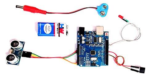SRROBOTICS ultrasonic based social distancing device (Best School Winning Project)