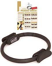 SISSEL PILATES Circle, Pilates-ring met anti-slip handgrepen, trainingsapparaat voor core-training