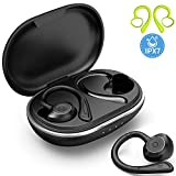 Muzili Bluetooth Earbuds with Charging Case for 36hrs Long Playtime, True Wireless Earbuds
