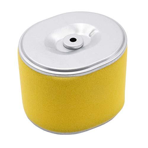 vhbw Luftfilter mit Vorfilter Ersatzfilter kompatibel mit Honda 11 HP, 13 HP, GX240, GX270, GX340, GX340K1 Rasenmäher, 10,2 x 9,1 x 7,7cm