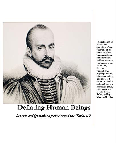 Deflating Human Beings: Sources and Quotations from Around the World, v. 2 (English Edition)