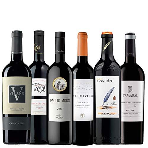 Vinos Indispensables Ribera del Duero - Tempranillo - Pack 6 botellas