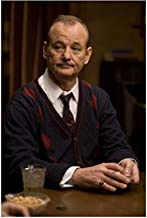 Get Low Bill Murray as Frank Quinn sitting at card table 8 x 10 Inch Photo