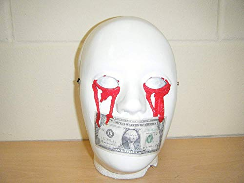 WRESTLING MASKS UK Hollywood Undead J Hund Halloween Herrenabend Erwachsene Kostüm Ringer Maske Zubehör