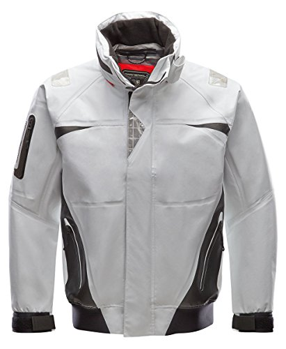 Marine Piscine Veste Voile Speed II, icegrey/Yellow, XL, 1002081–804/101–200