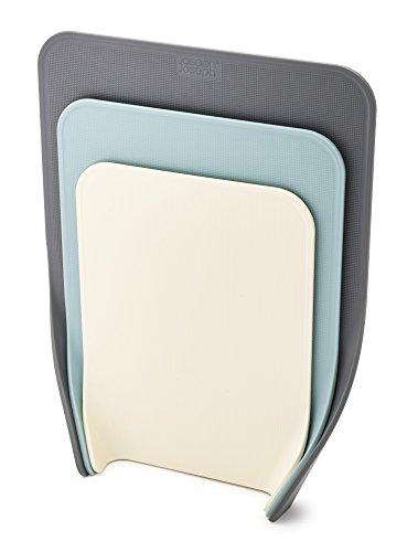 Joseph Joseph Nest Chop Set 3 Taglieri, Blu, 5.7 x 25.5 x 34.299999999999997 cm, 3 unità