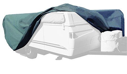 ADCO 12291 Pop Up Trailer SFS Aqua Shed Cover - 8'1' to 10', Gray