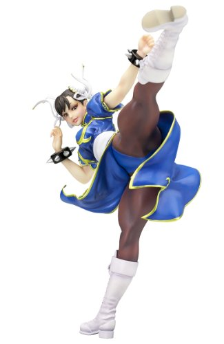 Street Fighter Statue Chun-Li Bishoujo de