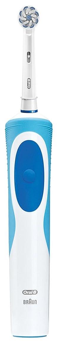 しゃがむブラシキノコブラウン オーラルB 電動歯ブラシ すみずみクリーンやわらか D12013TE