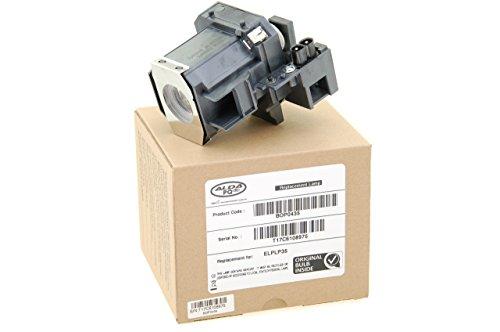 Alda PQ Original, beamerlamp/reservelamp compatibel met EPSON EMP-TW520, EMP-TW600, EMP-TW620, EMP-TW680, Cinema 550, PC 800 projectoren, lamp met PRO-G6s behuizing