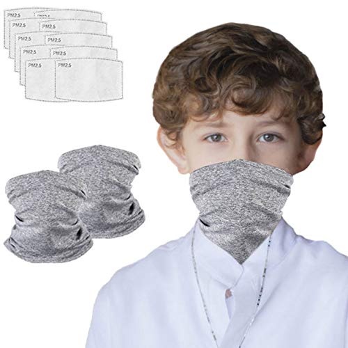 Neck Gaiter with Filters for Gir...