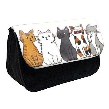 Youdesign - Trousse à Crayons/Maquillage chat ref 298 - Ref: 298