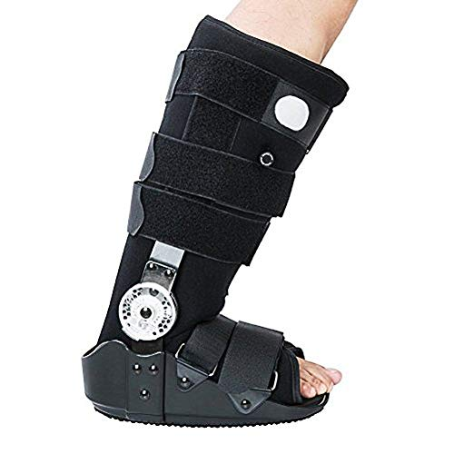 Kefit ROM Air Cam Walking Boot Walker Fracture Boot for Sprained Ankle Cam Boot (M: Foot Length 9.8-10.7')