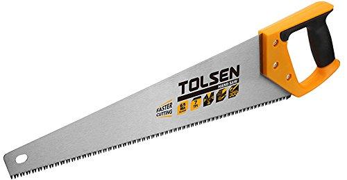 Tolsen sega a mano Legno plastica 450mm (45,7cm) 500mm (50,8cm) 550mm (55,9cm)