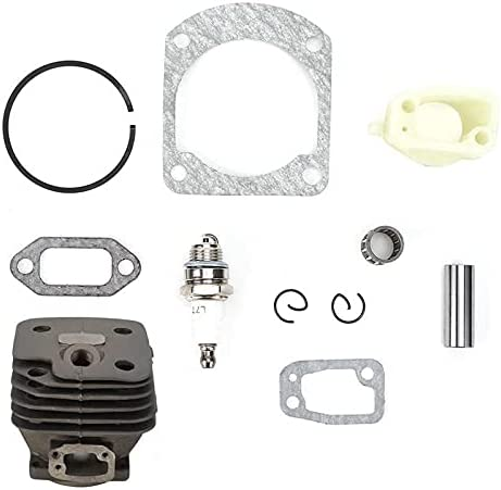 Replacement Part for M.C Cylinder Free Shipping Fees free!! New Chainsaw Piston Accessory Kit