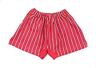 Skills Cotton Elastic-Waistband Striped Boxers for Boys