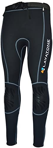 LayaTone Pantaloni da Sub Uomo Donna 2mm / 3mm Pantaloni in