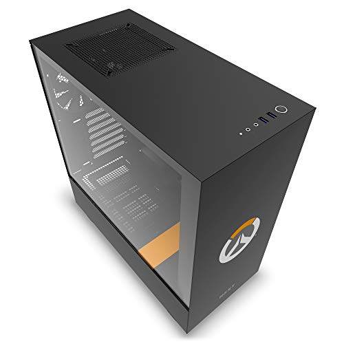 Build My PC, PC Builder, NZXT CA-H500B-OW