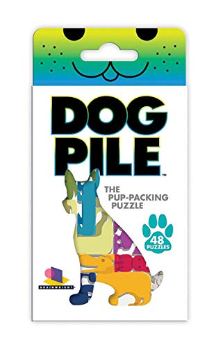 Dog Pile The Pup Packing Puzzle Game