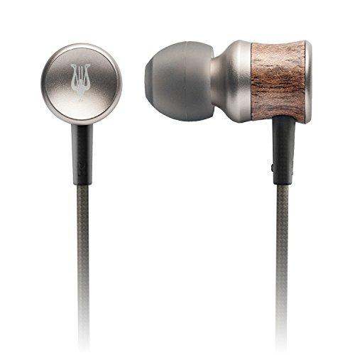 Meze Audio 12 In-Ear-Kopfhörer (klassisch, Walnuss/Aluminiumgehäuse, Iridium-Finish)