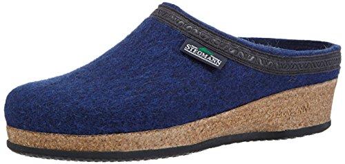 Stegmann Damen 109 Pantoffeln, Blau (ocean 8824), 39 EU