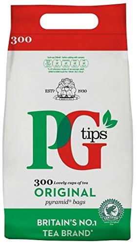PG - Bolsas de té (2 tazas, 1 x 300 unidades)