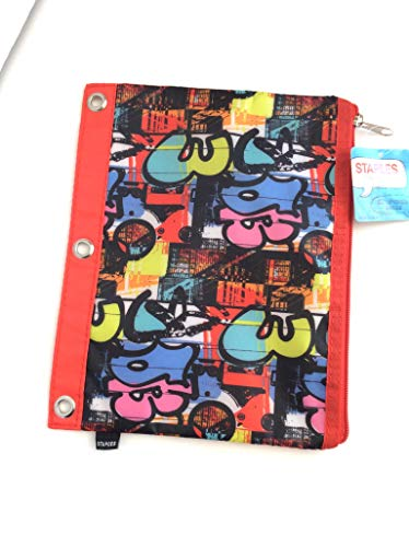 Staples 3-Ring Binder Pouch