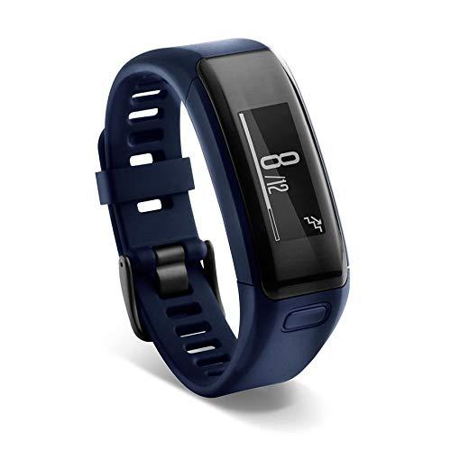 Garmin Vivosmart HR Fitness Band con Schermo Touch, Smart Notification e Monitoraggio Cardiaco al Polso