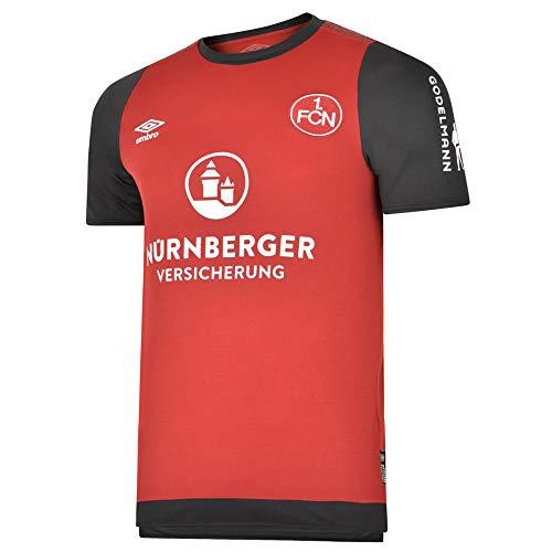 Umbro 1. FC Nürnberg Trikot Home 2019/2020 Rot