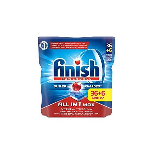 Finish Bremsbeläge Alles in 1Max 36+ 6Wäschen Powerball Regular