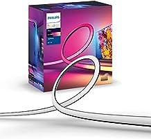 Taśma LED Philips Hue Play z kolorowym gradientem 55 cali, oświetlenie telewizora i gamingu, inteligentne oświetlenie 16...