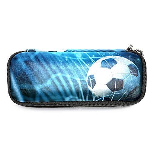 TIZORAX - Estuche de balón de fútbol en cabina de goles,