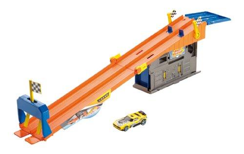 Hotwheels Rooftop Race Garage