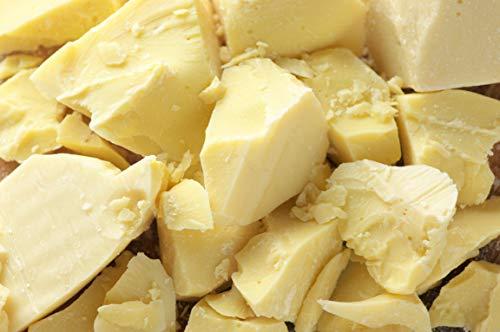 Raw Cocoa Butter Pure 100% Fresh (1 LB)