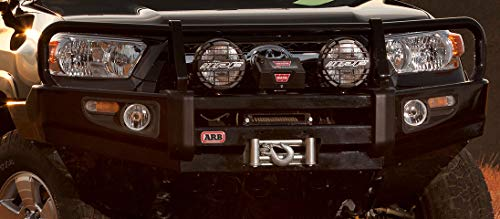 ARB 3421540 Front Deluxe Bull Bar Winch Mount Bumper Front Deluxe Bull Bar Winch Mount Bumper