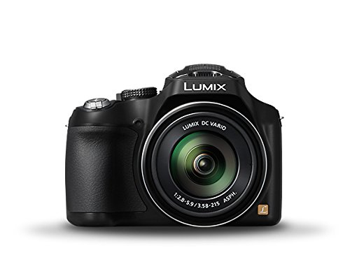 Panasonic Lumix DMC-FZ200 12.1 MP Digital Camera with CMOS Sensor and 24x Optical Zoom - Black