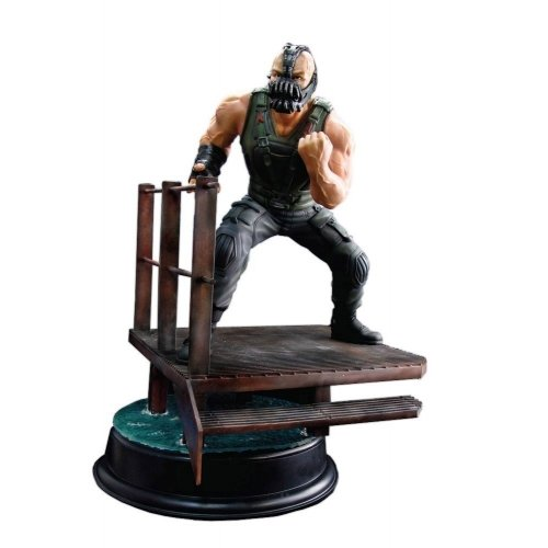 Dark Knight Rises Bane 1/9 Scale Action Hero Vignette Statue