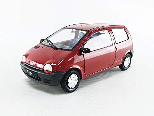 Solido 421185410 Soldio S1804002 Renault Twingo, MK1, 1993, Modellauto, Maßstab 1:18, rot