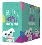 Tiki Dog Aloha Petites Gluten & Grain Free Wet Food for Adult Dogs with Shredded Meat & Su...
