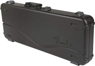 Best Fender Deluxe Molder Stratocaster - Telecaster Electric Guitar Case - Black Review