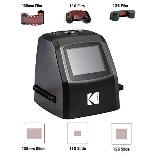 Mini Scanner Numérique de Films et Diapositives KODAK