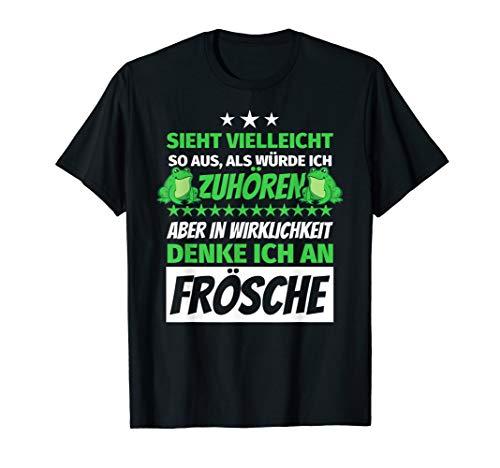 frosch t shirt