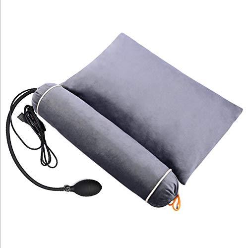 LYHD Almohada de calefacción eléctrica reparación Especial para Dormir calefacción compresa tracción Casia cáscara de Trigo sarraceno Almohada para el Cuello