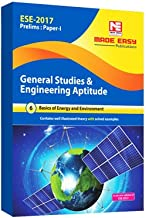 ESE 2017 Prelims Paper I General Studies And Engineering Aptitude: (Basics of Energy and Environment)