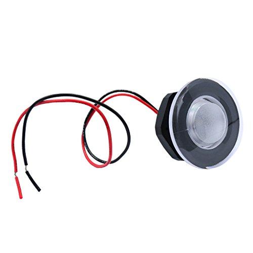 Baoblaze Lumière de Bateau LED SMD 12V - Blanc Chaud
