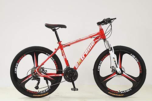 Mountain Bike/Road Bike/Bambini Mountain Bike Bambini Donne Uomini Mountain Bike Super Lite Alluminio 3 Pin Magnesio Ruote 26 'Indice 27 Velocità Deragliatore Cambio Dual Calliper Freni a Disco